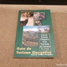 Libros: GUIA DE TURISMO CINEGÉTICO EN LA PROVINCIA DE OURENSE.......1999..... Lote 172615052