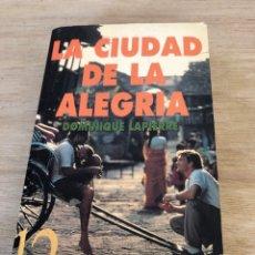 Libros: LA CIUDAD DE LA ALEGRÍA. Lote 172753903