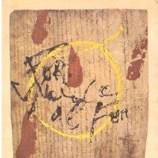 Libros: CATALEG D'UNA COLLECCIÓ PARTICULAR VERDAGUERIANA. Lote 172437104