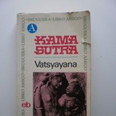 Libros: KAMASUTRA. Lote 172947339