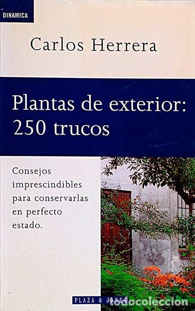 Plantas de exterior: 250 metros - Carlos Herrera, usado segunda mano