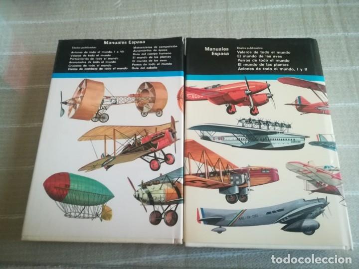 Libros: AVIONES DE TODO EL MUNDO TOMO 1 Y 2 ESPASA CALPE - Foto 3 - 173010062