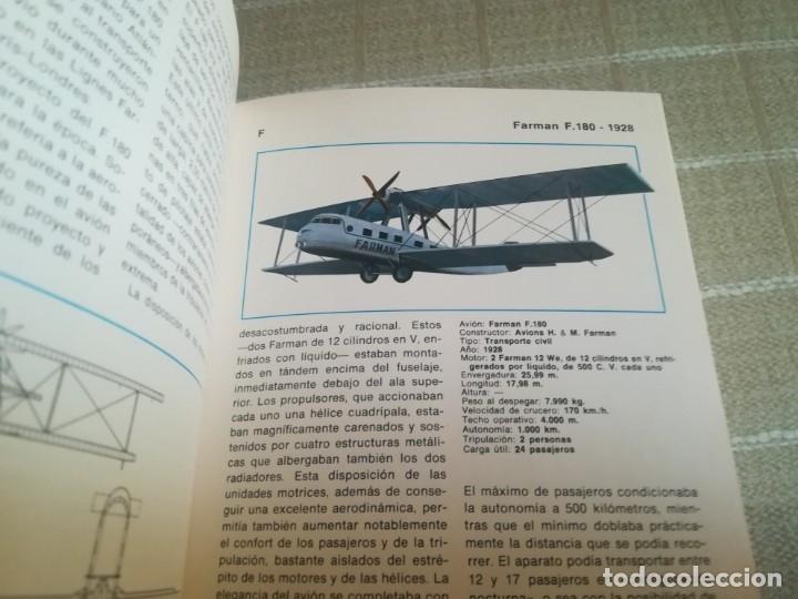 Libros: AVIONES DE TODO EL MUNDO TOMO 1 Y 2 ESPASA CALPE - Foto 6 - 173010062