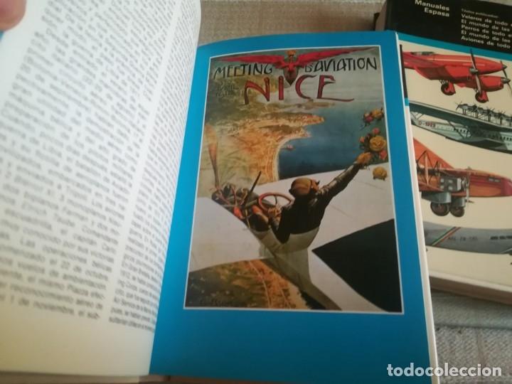 Libros: AVIONES DE TODO EL MUNDO TOMO 1 Y 2 ESPASA CALPE - Foto 7 - 173010062