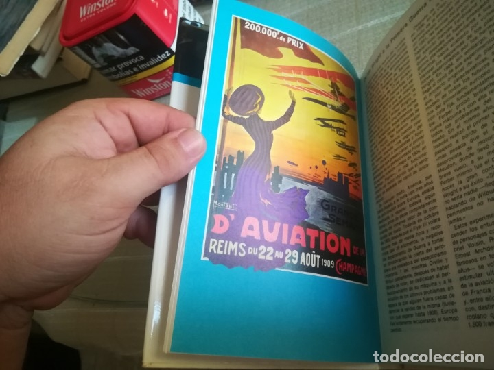 Libros: AVIONES DE TODO EL MUNDO TOMO 1 Y 2 ESPASA CALPE - Foto 9 - 173010062