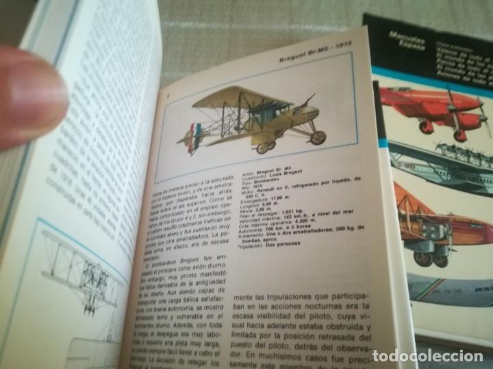 Libros: AVIONES DE TODO EL MUNDO TOMO 1 Y 2 ESPASA CALPE - Foto 10 - 173010062