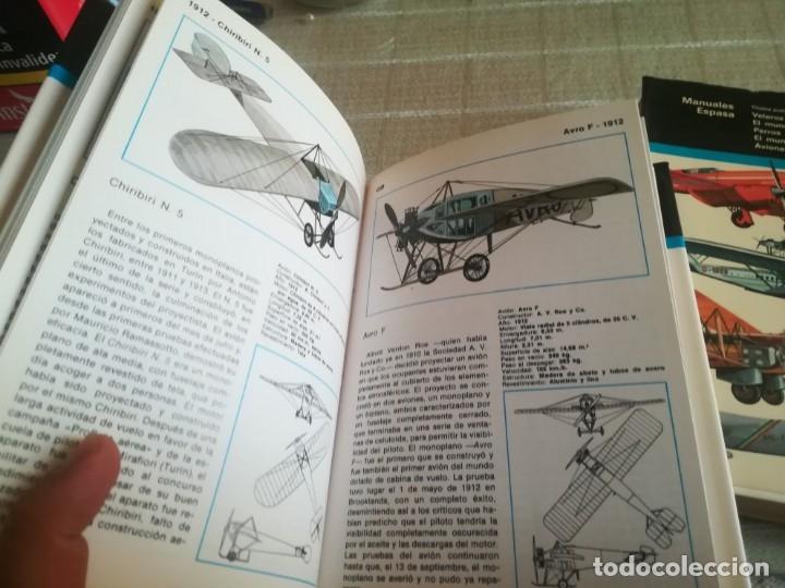 Libros: AVIONES DE TODO EL MUNDO TOMO 1 Y 2 ESPASA CALPE - Foto 12 - 173010062