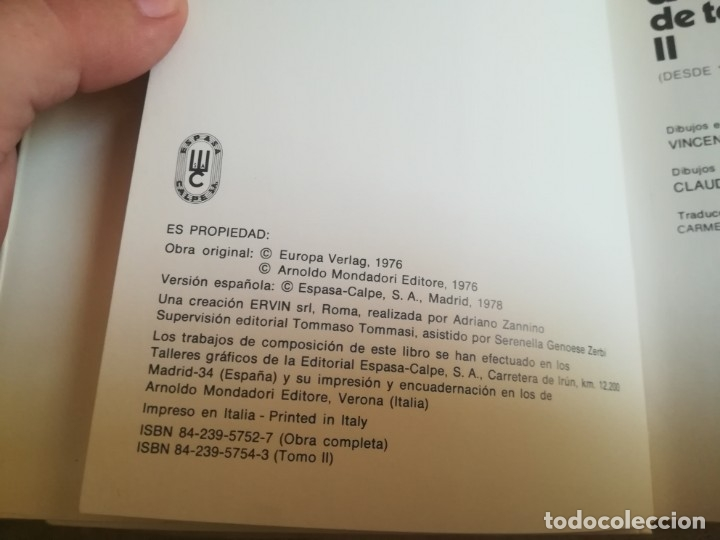 Libros: AVIONES DE TODO EL MUNDO TOMO 1 Y 2 ESPASA CALPE - Foto 15 - 173010062