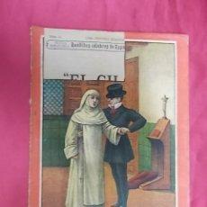 Libros: BANDIDOS CELEBRES DE ESPAÑA. EL CHATO. NUEVA BIBLIOTECA. TOMO UNICO. Lote 173168983