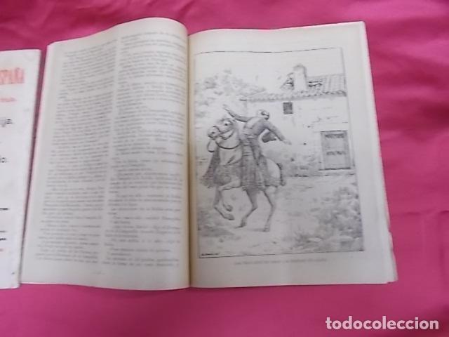 Libros: BANDIDOS CELEBRES DE ESPAÑA. JOSÉ MARÍA. NUEVA BIBLIOTECA. DOS TOMOS - Foto 7 - 173170303