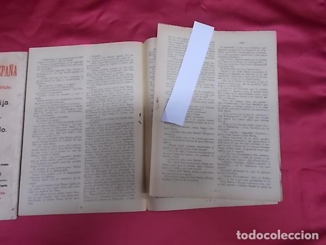 Libros: BANDIDOS CELEBRES DE ESPAÑA. JOSÉ MARÍA. NUEVA BIBLIOTECA. DOS TOMOS - Foto 8 - 173170303