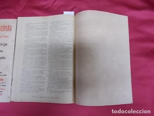 Libros: BANDIDOS CELEBRES DE ESPAÑA. JOSÉ MARÍA. NUEVA BIBLIOTECA. DOS TOMOS - Foto 9 - 173170303