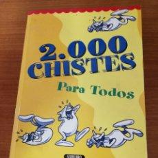 Libros: 2000 CHISTES PARA TODOS. Lote 173249222
