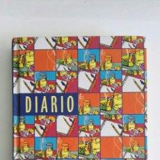 Libros: DIARIO TAPA DURA SIN ESTRENAR. Lote 173679892