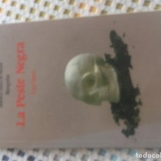 Libros: LA PESTE NEGRA ANGEL BLANCO ANAYA 1988 1995 LIBRO KREATEN. Lote 173927954