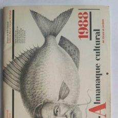 Libros: ALMANAQUE CULTURAL 1988. Lote 174089124