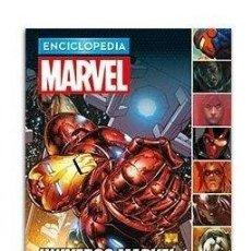 Libros: COMIC ENCICLOPEDIA MARVEL # 100 UNIVERSO MARVEL VOL. 25 - AUTORES VARIOS. Lote 186082825