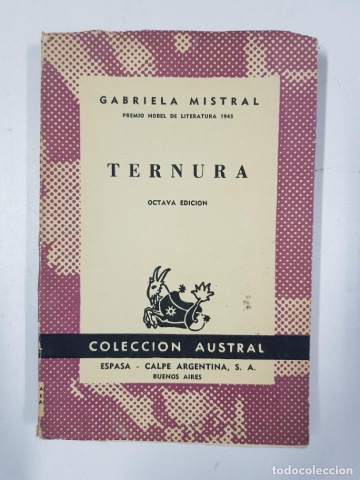 TERNURA / GABRIELA MISTRAL (Libros sin clasificar)