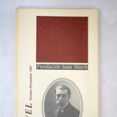 Libros: CICLO RAVEL. Lote 197387650