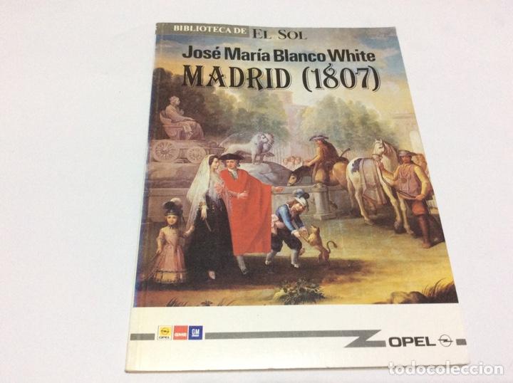 BIBLIOTECA DE EL SOL. MADRID (1807) . JOSÉ MARÍA BLANCO WHITE. NR 48 (Libros sin clasificar)