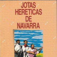 Libros: JOTAS HERETICAS DE NAVARRA. Lote 175470973