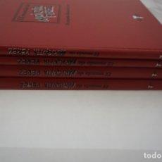 Libros: 4 TOMOS EL MUNDO DE MARIQUITA PEREZ / ALTAYA. Lote 175763558