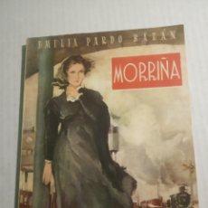 Libros: MORRIÑA. Lote 175874474