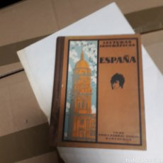 Libros: LECTURAS GEOGRÁFICAS, ESPAÑA, SEIX BARRAL, 1941. Lote 176291120