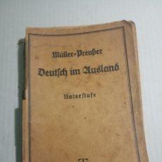 Libros: LIBRO ALEMANIA. Lote 176456290