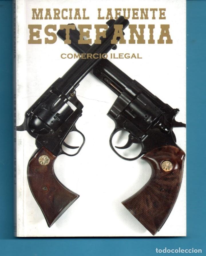 NOVELA DE ESTEFANÍA EDICIÓN BOLSILIBRO TÍTULO COMERCIO ILEGAL Nº 11 (Libros Nuevos - Literatura - Narrativa - Aventuras)