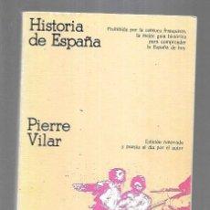 Libros: HISTORIA DE ESPAÑA. Lote 175557662