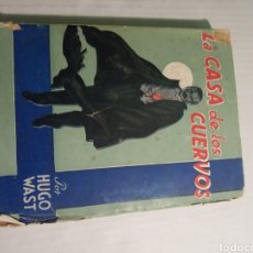 Libros: LA CASA DE LOS CUERVOS. Lote 176950018