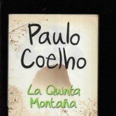 Libros: QUINTA MONTAÑA - LA. Lote 140550712