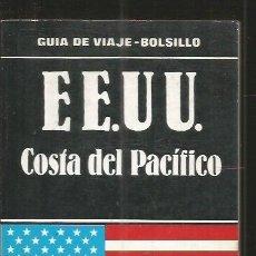 Libros: EE.UU COSTA DEL PACIFICO. Lote 79536750