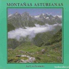 Libros: MONTAÑAS ASTURIANAS. Lote 79401763