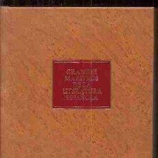 Libros: POETAS DEL SIGLO XV (ANTOLOGÍA). Lote 79395198
