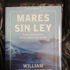 Libros: MARES SIN LEY. Lote 177078534
