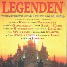 Libros: LEGENDEN.. - TERRY PRATCHETT, URSULA K. LE GUIN [ET AL.]... Lote 177166174