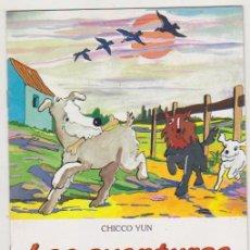 Libros: CUENTOS DE AYER Y DE HOY Nº 11. LAS AVENTURAS DE FOXITO. EDICIONES ALONSO. Lote 177253547