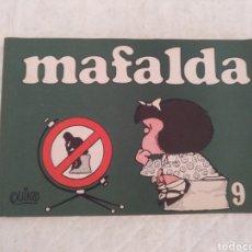 Libros: MAFALDA 9. TIRAS DE QUINO. LIBRO. Lote 177272004