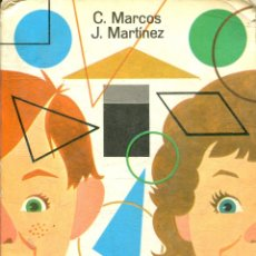 Libros: MARCOS/MARTINEZ, C./J. - MATEMATICA MODERNA 2º. PLAN 1967.. Lote 177106195