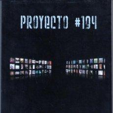 Libros: PROYECTO #194 - ALBERTO LÓPEZ GONZÁLEZ.. Lote 157153050