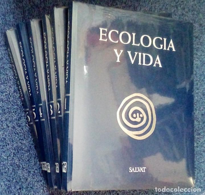 ECOLOGIA Y VIDA (OBRA COMPLETA EN 6 VOLUMENES) - JOAQUIN ARAUJO (DIR.) (Libros sin clasificar)