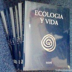 Libros: ECOLOGIA Y VIDA (OBRA COMPLETA EN 6 VOLUMENES) - JOAQUIN ARAUJO (DIR.). Lote 157153636
