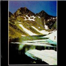 Libros: BELLEZAS NATURALES DEL PIRINEO ARAGONES - ALVARO SILVA Y MORA. Lote 157153720