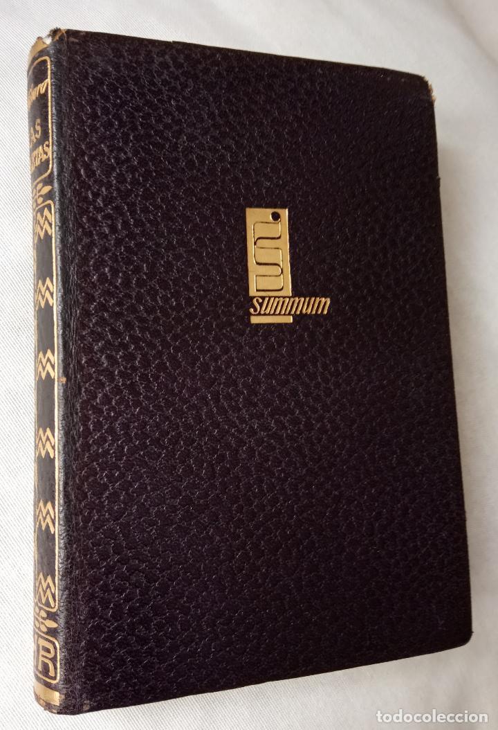 Libros: Obras completas de Miguel Mihura (firmado por el autor) - Miguel Mihura. Prologo de Edgar Neville - Foto 2 - 177990927