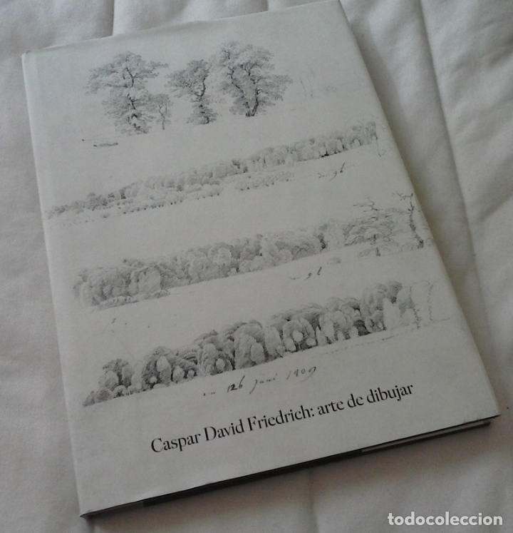 CASPAR DAVID FRIEDRICH: ARTE DE DIBUJAR - COLABORAN CHRISTINA GRUMMT, WERNER BUSCH Y HELMUT BÖRSCH-S (Libros sin clasificar)