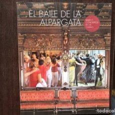 Libros: EL BAILE DE LA ALPARGATA. BAILES Y CONCIERTOS EN EL CASINO. ANTONIO NAVALLAS. MUY RARO. COMO NUEVO. Lote 178164012