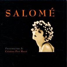 Libros: SALOMÉ - NO CONSTA AUTOR. Lote 178171972