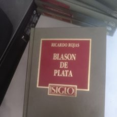 Libros: BLASÓN DE PLATA RICARDO ROJAS. Lote 178187392